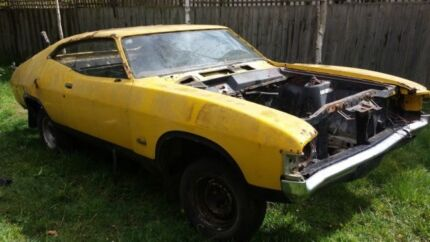 Wanted: Ford XA Falcon XB coupe shell wanted