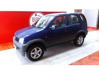 Daihatsu Terios EL (blue) 2003