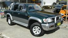 2004 Toyota Hilux VZN167R SR5 (4x4) Green 5 Speed Manual Dual Cab Pick-up Homebush Strathfield Area Preview
