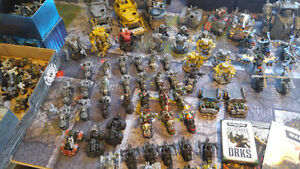 Warhammer 40k Orks Priced to Sell! Windsor Region Ontario image 4