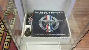 MUSTANG 35th ANNIVERSARY COLLECTORS KIT