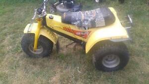 Three wheeler Suzuki