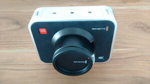 Blackmagic Design BlackMagic Production Camera 4K - NEW