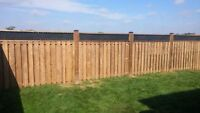 Wood Fencing Specalists