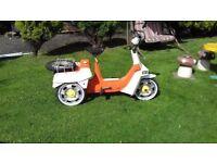 moped trike