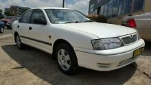 2000 Toyota Avalon MCX10R Conquest White 4 Speed Automatic Sedan Wentworthville Parramatta Area Preview