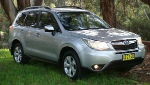 2015 Subaru Forester S4 MY15 2.5i-L CVT AWD Silver 6 Speed Constant Variable Wagon Oaks Estate Queanbeyan Area Preview