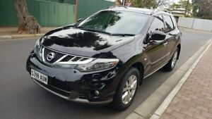 2012 Nissan Murano Z51 Series 3 TI 6 Speed Constant Variable Wagon Prospect Prospect Area Preview