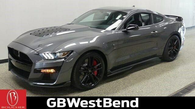 2021 Ford Mustang, Gray with 3 Miles available now!