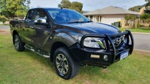 2015 Mazda BT-50 UR0YF1 XTR Freestyle Brown 6 Speed Sports Automatic Utility Welshpool Canning Area Preview