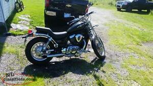Just in time for Spring: 2009 Suzuki S50 800cc