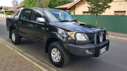 2005 Toyota Hilux GGN15R MY05 SR5 Utility Medindie Walkerville Area Preview