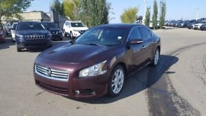 2014 Nissan Maxima SV $18888 Leather,  Heated Seats,  Back-up Ca