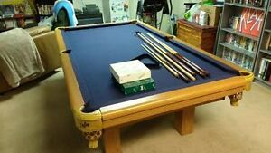 ***8FT POOL TABLE***