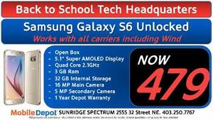 BACK TO SCHOOL - Samsung Galaxy S6 - 32GB Unlocked