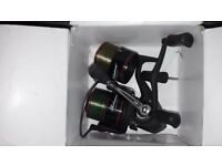 Shakespeare agility 40fd reel (New in box)
