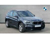 2018 BMW X1 Sdrive 18I M Sport 5Dr Step Auto Estate Petrol Automatic
