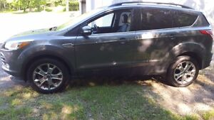 2013 Ford Escape ESL SUV, Crossover