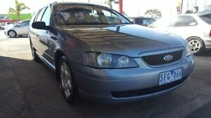 2003 Ford Falcon BA XT Grey 4 Speed Sports Automatic Wagon Cheltenham Kingston Area Preview