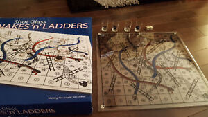 Drinking Game Snakes n Ladders -Shot Glass London Ontario image 1