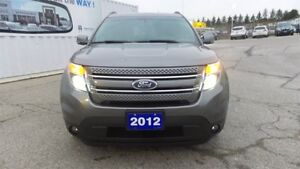 2012 Ford Explorer Limited, Lthr, Moon, Nav, Local Trade In Kitchener / Waterloo Kitchener Area image 9