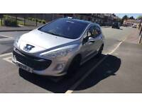 Peugeot 308 SE 1.6 DIESEL 5 DOOR MANUAL SILVER