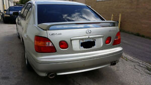 2000 LEXUS GS 300 GREAT CHEAP PRICE MINOR ACCIDENT CLEAN TITLE