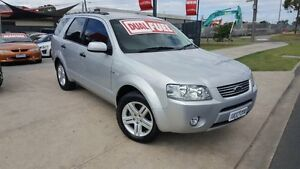 2006 Ford Territory SY Ghia (4x4) 6 Speed Auto Seq Sportshift Wagon Cairnlea Brimbank Area Preview