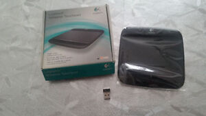 Souris sans fil Logitech Wireless Touchpad
