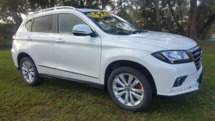 2016 Haval H2 Premium (4x2) White 6 Speed Automatic Wagon