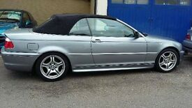 BMW 318i covertible