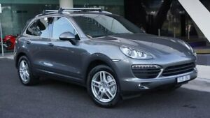 2011 Porsche Cayenne 92A MY11 Diesel Tiptronic Grey 8 Speed Sports Automatic Wagon South Melbourne Port Phillip Preview