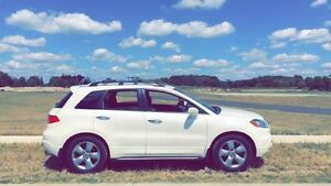 2008 Acura RDX Technology Package SUV, Crossover