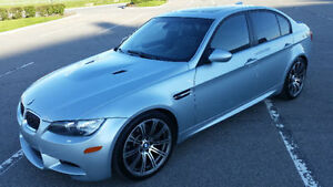 2008 BMW M3 4 Doors, Full Load! 6500$ High Performance Exhaust!