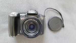 Canon PowerShot Pro Series S5 IS 8.0MP Digital Camera
