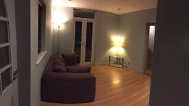 Refurbished One Bed Self Contained Annex Private Patio & Garden. Furnished All Bill included