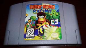 Diddy Kong Racing (Nintendo 64)