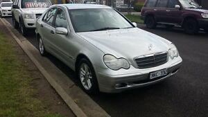 2002 Mercedes-Benz C220 CDI Classic Silver 5 Speed Automatic Sedan Traralgon East Latrobe Valley Preview