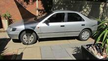 2001 Toyota Camry Sedan Lyneham North Canberra Preview