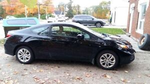 2014 Honda Civic LX Coupe (2 door) AWESOME
