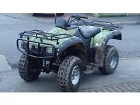 250cc FARM QUAD SWAPS