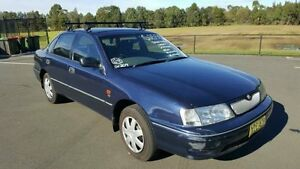 2001 Toyota Avalon MCX10R Conquest Blue 4 Speed Automatic Sedan Revesby Bankstown Area Preview