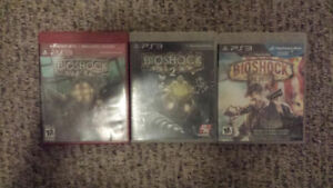 [PS3] Bioshock Collection