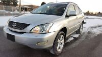 2005 LEXUS RX330 AWD PREMIUM PLUS EXCELLENT CONDITION
