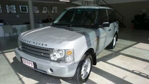 2003 Land Rover Range Rover L322 03MY HSE Silver 5 Speed Automatic Wagon Reedy Creek Gold Coast South Preview