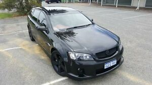 2010 Holden Commodore VE MY10 SS-V Black 6 Speed Manual Sportswagon Maddington Gosnells Area Preview