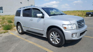 2010 Infiniti QX56 FULLY LOADED TECH PACKAGE SUV, Crossover