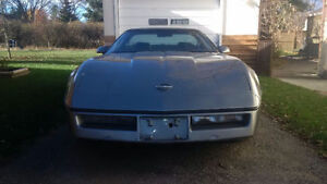 Classic 1984 C4 Corvette