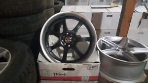 Mags / roues Icon 18x7.5 ET40 4x100 & 4x114.3