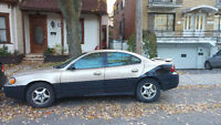 2002 Pontiac Grand Am Berline